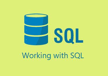 Thực hành với SQL