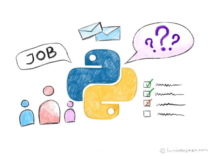 15 Câu Hỏi Phỏng Vấn Thường Gặp Với Python?