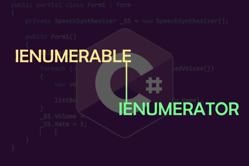 IEnumerable Và IEnumerator Trong C#