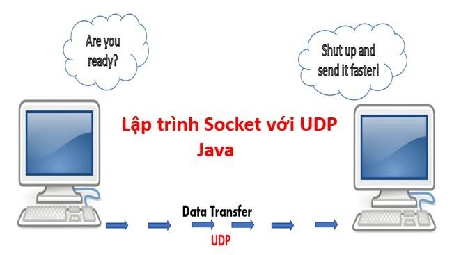 Lập Trình Socket Với UDP Khác TCP Thế Nào?