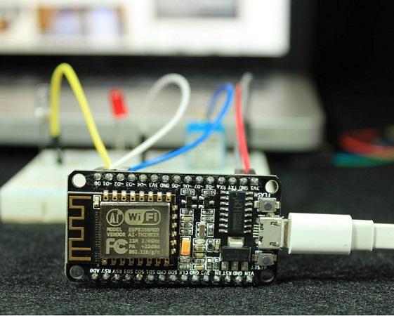 Tạo Server Cho Trang Web Cá Nhân Với Arduino