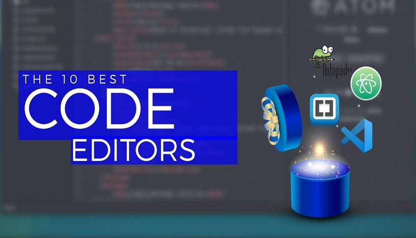 Top 10 Code Editor Chất Cho Coder Năm 2020