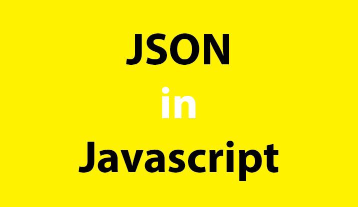 Xử Lý Dữ Liệu JSON Đơn Giản Với Javascript